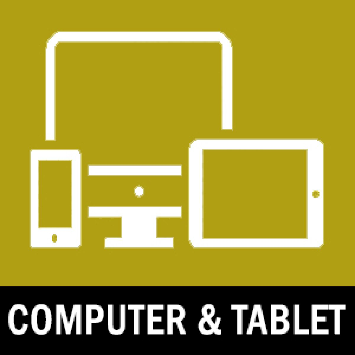 Computer & Tablet